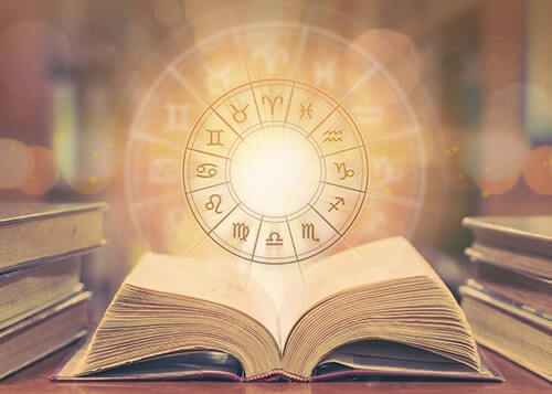 Book with Horoscope